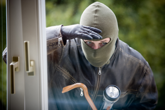 Intruders and Burglars